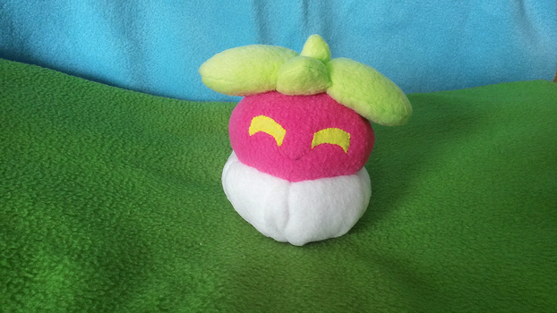 Bounsweet Plush by SummersWorld