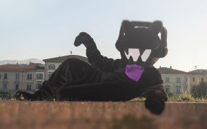 Draw me like one of your french Monstercats... by MrToxicswarm