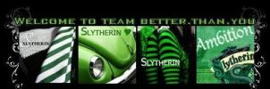 Signature - Slytherin by dirtypicture