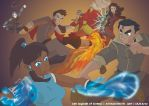 LoK: Fight with the Avatar by Taisa732