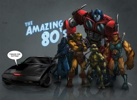 amazing80's by amavizca