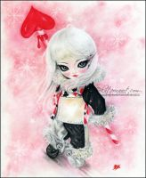 Gift of Love by Katerina-Art