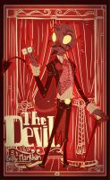The Devil and Billy Markham by stplmstr