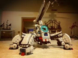 LEGO Star Wars Umbaran MHC (Mobile Heavy Cannon) by Marty--McFly
