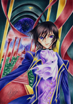 Lelouch Lamperouge by TarasovaElena