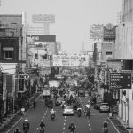 Bandung in the crowd by GvenChristy