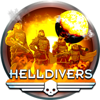 HELLDIVERS v2 by POOTERMAN