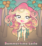 Summertime Laila by nymphont