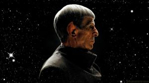 Leonard Nimoy Final Frontier by Dave-Daring