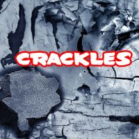 Crackles by dazzle-textures
