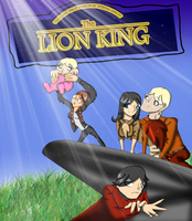 The Lion King? by BunnyGirl103