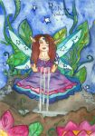 Ace of Cups (Lotus Magician) by fairychamber