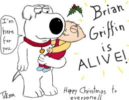 .:Brian Griffin is back!!!:. by Theboss14ITA