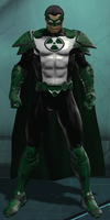 Kyle Rayner Parallax (DC Universe Online) by Macgyver75