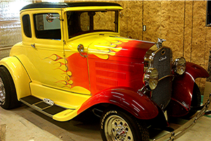 1931 Ford Coupe hot rod by Kgustafso