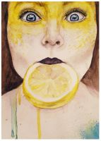 When life gives you lemons by axellie