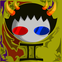 Sollux Captor Homestuck Album fan Track Art by Jety-Lefr