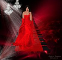 Glamour on the red Carpet by miliana63