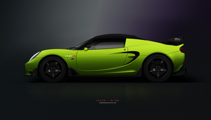 Lotus Elise by AeroDesign94