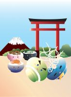 Sumo Bowls by anuhesut