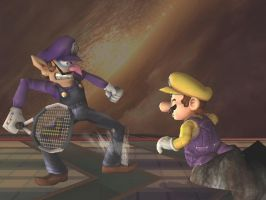 You Can't Fool Waluigi by N64chick