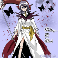 Rukia: Fading To Black by ColetteRose