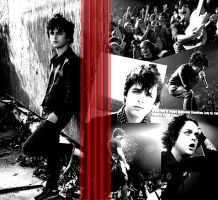Billie Joe Armstrong by 333Miami333