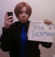 Be My Germany?... by AliceOfTheRose