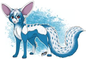 Otania feral [By Moggywolf] by CocoFoxStudios