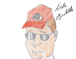 Dale Gribble by Dynamoe