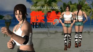 Michelle Chang - TEKKEN2 [2P] MOD (XPS) Download. by Pedro-Croft