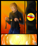Firey Passion Page 1/6 by LuxSharim