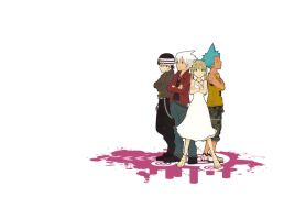 Soul Eater Wallpaper by sapphiresky1410