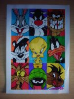 Looney Tunes by tonetto17