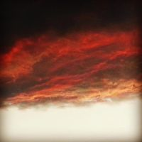 Fire in the Sky by rambleonrob