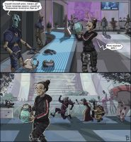 Mass Effect 3 -  I luv fish by Tiny-Tyke