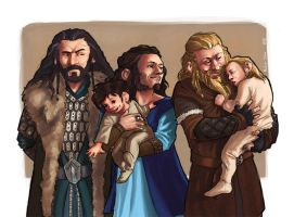 Royal Dwarf Family by CreativeImages