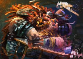 Stoick go home you're drunk by galgard