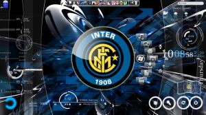 Inter Theme 1.1 by ZakycooL
