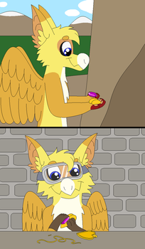 Rare Discovery and Creation of something Special by Lightningwolf710