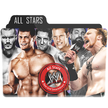 All Stars Folder Icon by King2002