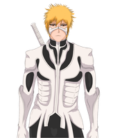 Ichigo Fullbring by Arrancarfighter