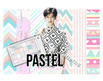 +Pastel Patterns by YourCrazyNightmare