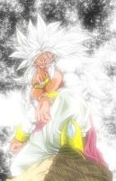 Broly by Method-Man-Blaze