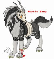 Fang: Icon of strength by DrMario64