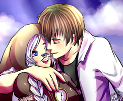 kentin x docete-Amordoce by littlemary08