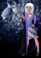 Disney Hogwarts students: Kida by Willemijn1991