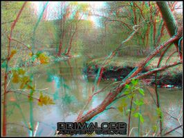 3D River by PrimalOrB