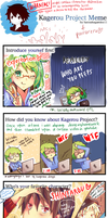 kagerou project meme : misc by parrareru
