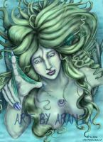 Mermaid's Touch by arania